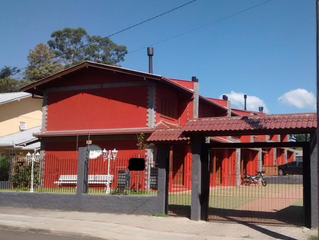 Casa com 1 Quarto Vila Maggi Canela R$ 1.450 00 COD. 732  #9E362D 1024x771 Armario Banheiro Tigre